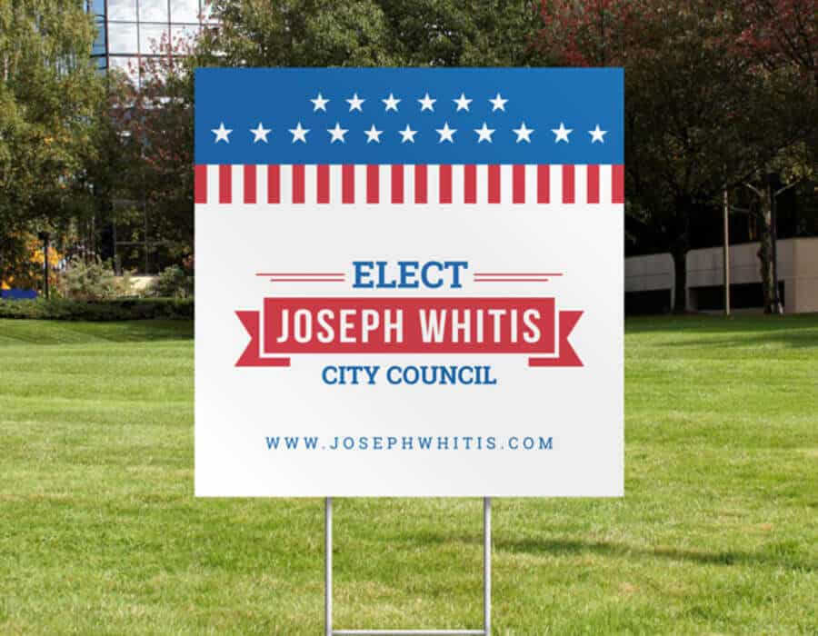 Campaign Signs in Citrus County