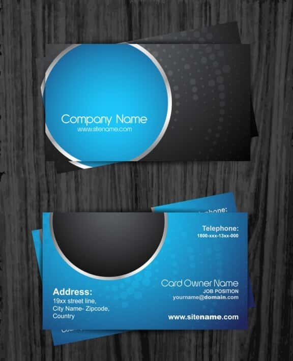Citrus County Business Cards