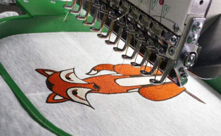 Embroidery in Citrus County Fl