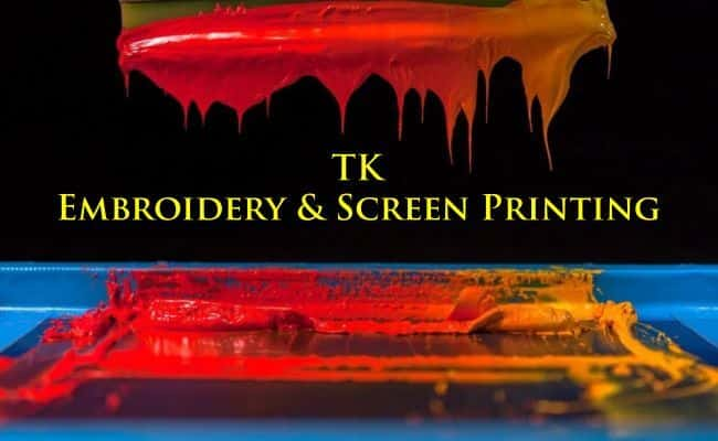 Screen Printing in Citrus County Fl